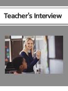 Teacher's Interview