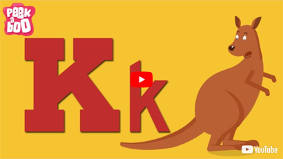 The K Song — Learn the Letters of the Alphabet