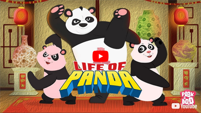Life Of Panda - The Dr. Binocs Show