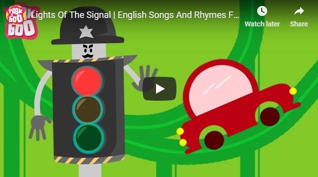 [영어노래] Lights Of The Signal