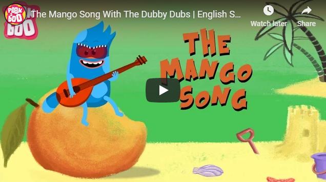 [영어노래] The Mango Song With The Dubby Dubs
