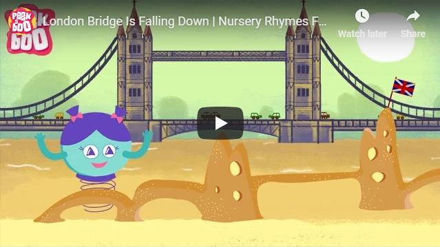 [영어노래] London Bridge Is Falling Down