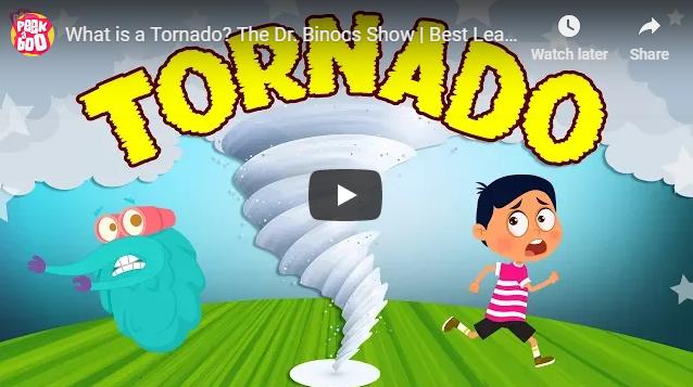 [영어 동영상] What is a Tornado?