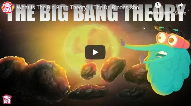 [영어동영상] What Is The Big Bang Theory? | The Dr. Binocs Show
