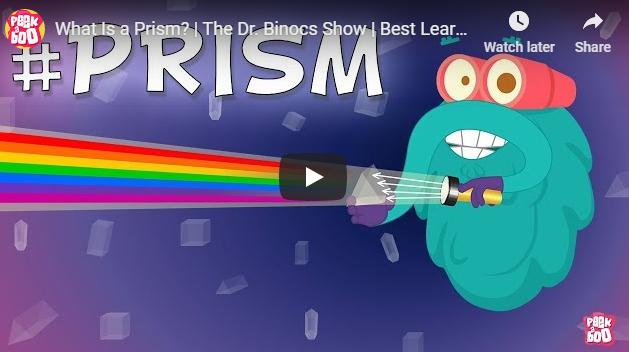 [영어동영상] What Is a Prism?