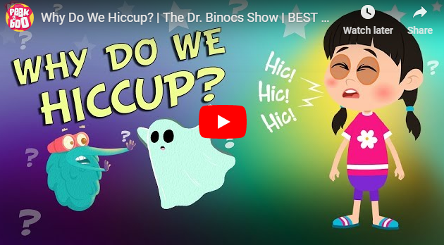 [영어동영상] Why Do We Hiccup?