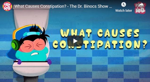 [영어동영상]What Causes Constipation?