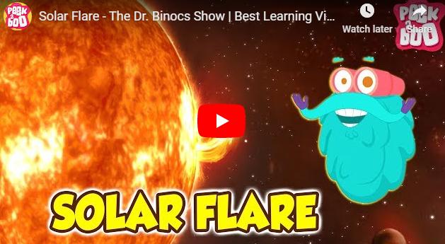 [영어동영상]Solar Flare