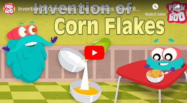 [영어동영상]Invention Of Corn Flakes