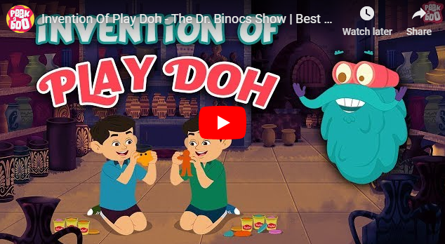 [영어동영상] Invention Of Play Doh