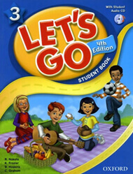 Let's go 3(4th Edition)
