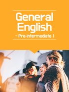 General English Pre-intermediate 1