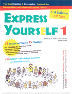 Express yourself 1권 ~ 3권  (3rd Edition)