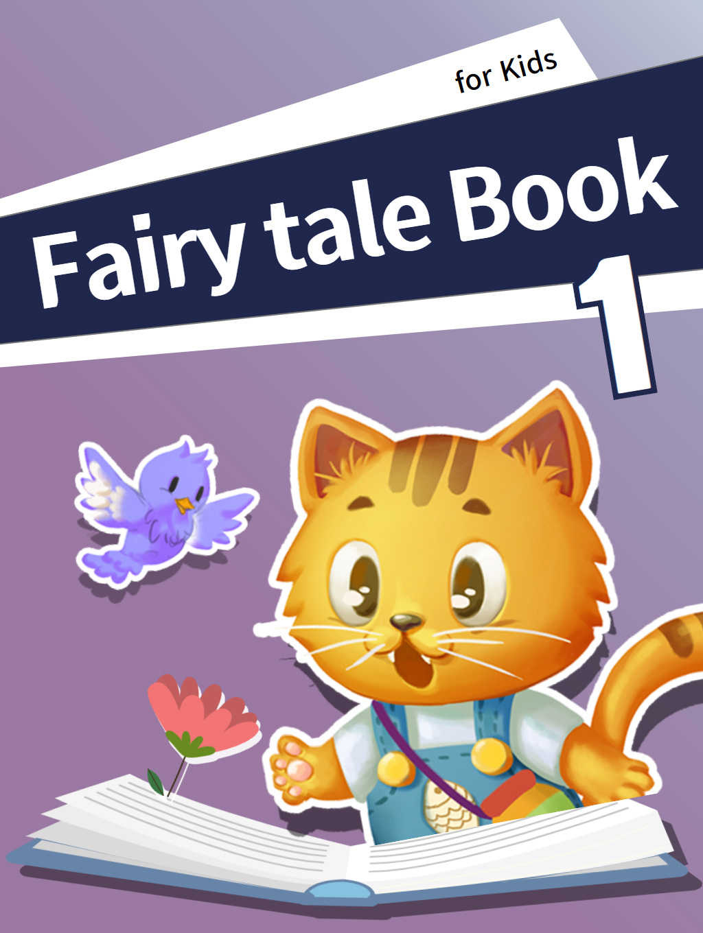 Fairy tale book for Kids 1